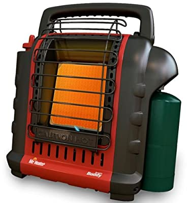 Mr. Heater Portable Buddy Propane Heater