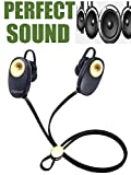 Bluetooth Headphones, Valworld Wirless Bluetooth Earbuds/headset/earphone[running/sports/gym]&[sweat Proof/with Mic Noise Cancelling Stereo]for Iphone 5 6 6s Plus Android S6 Note 3 4 5 Lg Smartphone