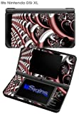 Chainlink - Decal Style Skin fits Nintendo DSi XL (DSi SOLD SEPARATELY)