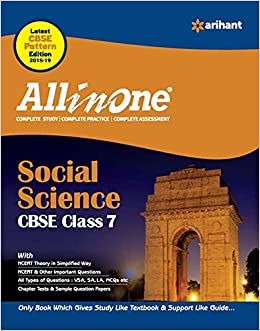 CBSE All In One Social Science Class 7 for 2018 - 19: Amazon