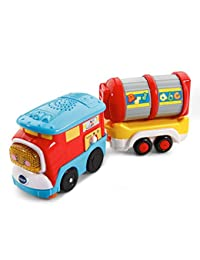 VTech Go! Go! Smart Wheels Freight Train with Tanker Car BOBEBE Online Baby Store From New York to Miami and Los Angeles