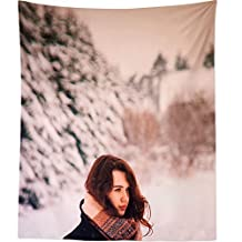 Westlake Art Beauty Woman - Wall Hanging Tapestry - Picture Photography Artwork Home Decor Living Room - 26x36 inch