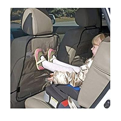 Iuhan® Fashion Car Auto Seat Back Protector Cover For Children Kick Mat Mud Clean BK