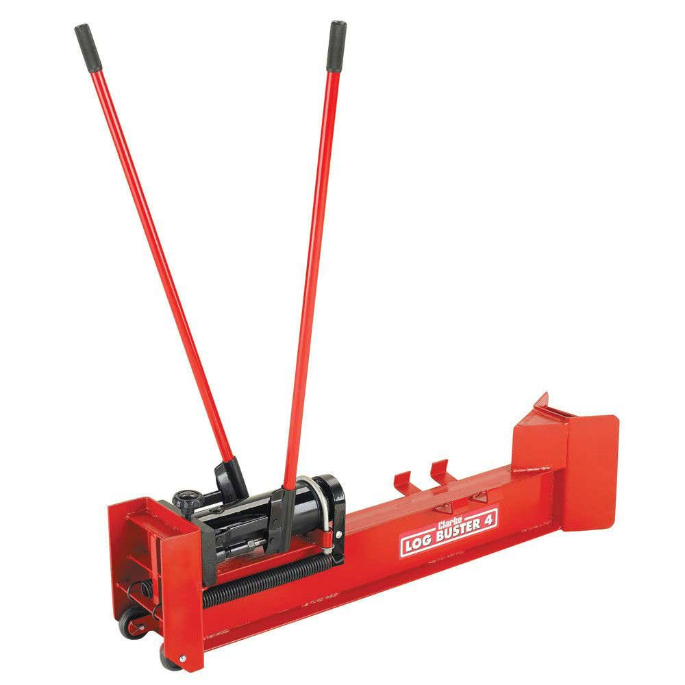 Clarke Log Buster 4 Manual Hydraulic Log Splitter - 3402025