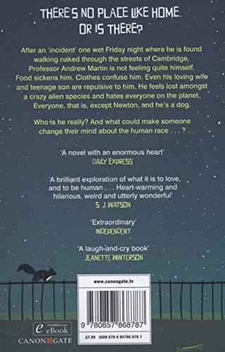 the humans a novel
