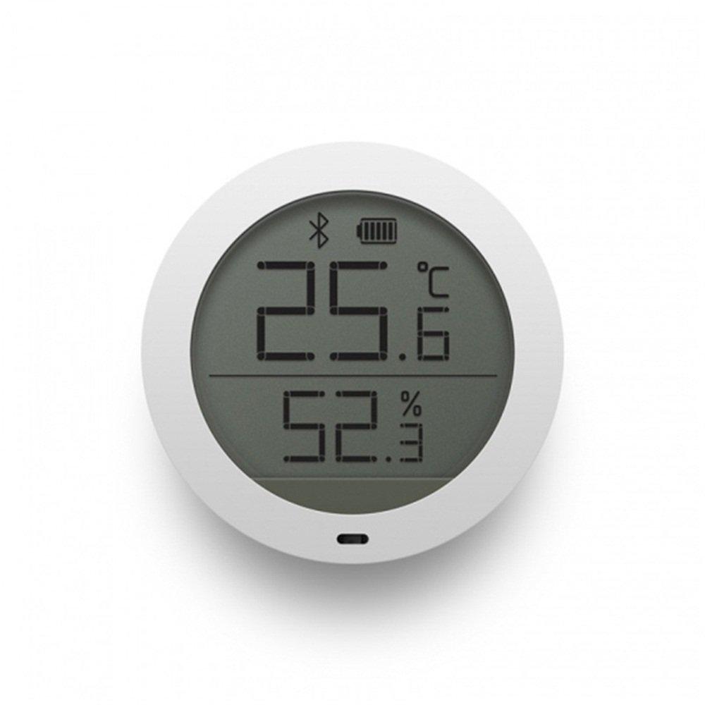 Original Xiaomi Mijia Bluetooth Temperature Humidity Sensor LCD Screen Digital Thermometer Moisture Meter Smart Mi Home APP LightInTheBox S643895100002##wh=19