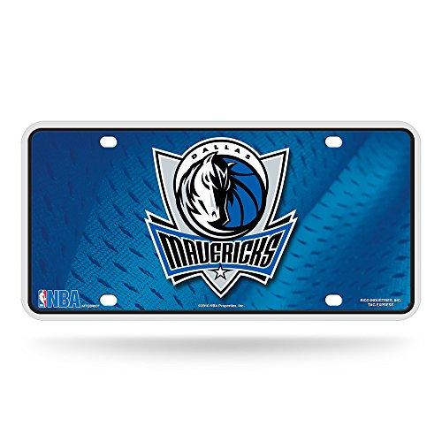 Black Dallas Mavericks Frame (NBA Dallas Mavericks Metal Auto)