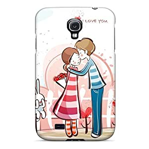 Slim Fit Tpu Protector Shock Absorbent Bumper Cases For Galaxy S4