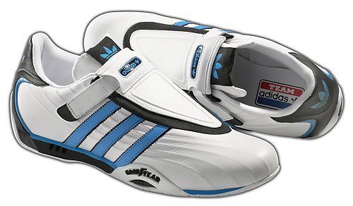 check out e3486 4cd13 adidas Adi Racer Closure, weißblauschwarz, EU 41 13 Amazon.de Sport   Freizeit