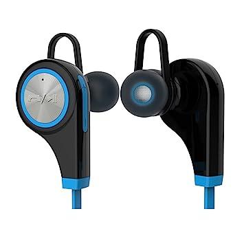 Cuitan Bluetooth V4.1 Deportivos Auriculares Estéreo In Ear Auriculares Inalámbricos Earphone Headphone Headset Auriculares