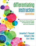 Differentiating Instruction : Planning for Universal Design and Teaching for College and Career Readiness, , 1483344452