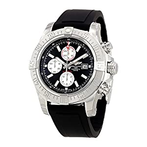 Breitling Super Avenger II Chronograph Automatic Mens Watch A1337111-BC29BKPD