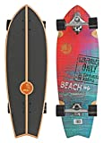 SLIDE Street Surf Skateboard Sunset Beach 32''
