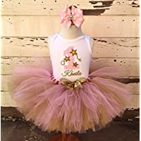 Twinkle Twinkle Little Star 1st Birthday Tutu Outfit