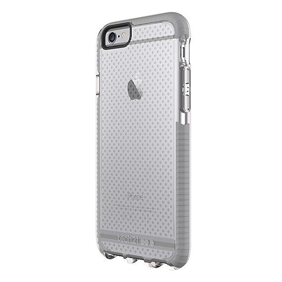 san francisco 43c63 3626b Tech21 Evo Mesh for iPhone 6 Plus - Clear/Grey