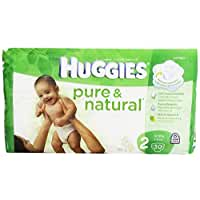 Huggies\x20Pure\x20and\x20Natural\x20Diapers,\x20Size\x202,\x20Jumbo,\x2030\x20ct