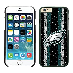 Iphone 6 Cover Case Philadelphia Eagles iPhone 6 5.5 Inches Cases 02 Black TPU Protective Phone Case