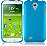For Samsung Galaxy S4 i9500 Hard Cover Case Cool Blue Accessory