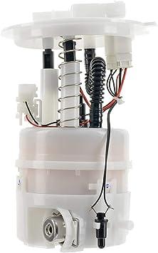 A-Premium Electric Fuel Pump Module Assembly for Nissan Versa 2007-2012 Cube 2009-2014 l4 1.6L 1.8L