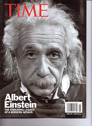 Albert Einstein Photograph - TIME - ALBERT EINSTEIN - The Enduring Legacy Of A Modern Genius. Special Edition. 2014.