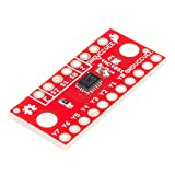 Product review for SparkFun (PID 13906) Multiplexer Breakout - 8 Channel (74HC4051)