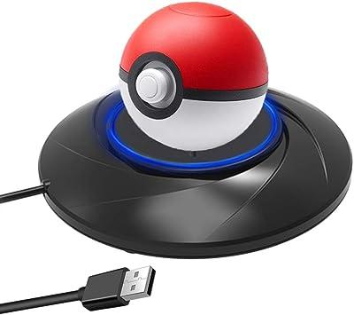 iVolerCharging - Soporte de carga para mando de Pokeball Plus 2018 ...