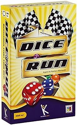 Kaleidos Games - Dice Run, Juego de Mesa en español (K0001 ...