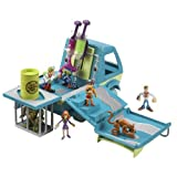 Scooby-Doo! Goo Busters - Mystery Machine Figure Playset