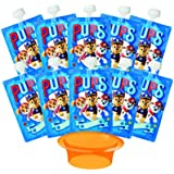 Paw Patrol Reusable Baby Food Storage Pouch - Make Organic...