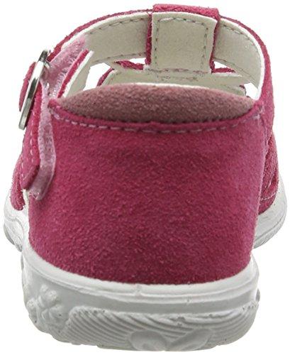 Ricosta Pippa - Sandalias Niñas Rosa - Pink (bubble 341)