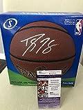 Dwight Howard Signed Spalding Nba Basketball Atlanta Hawks JSA Authentic - Certified Authentic