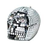 Skull Disco Ball Prop