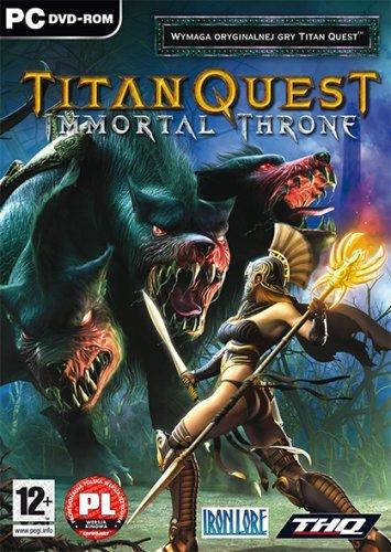 Thq Immortal Throne - Titan Quest : Immortal Throne Expansion