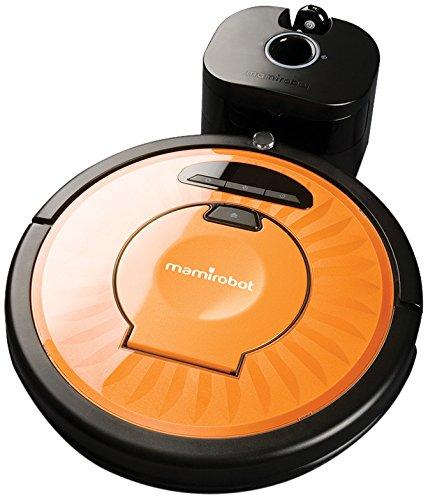Mamirobot KF5 Orange - Robot aspirador, con función mopa, color naranja: Amazon.es: Hogar