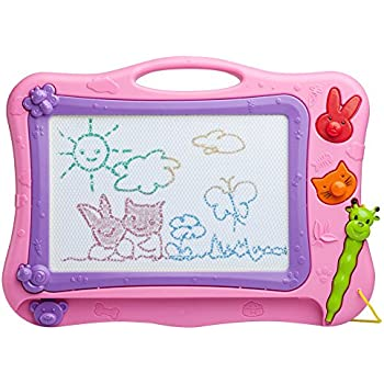 Amazon.com: Travel Magna Doodle (Colors May Vary): Toys