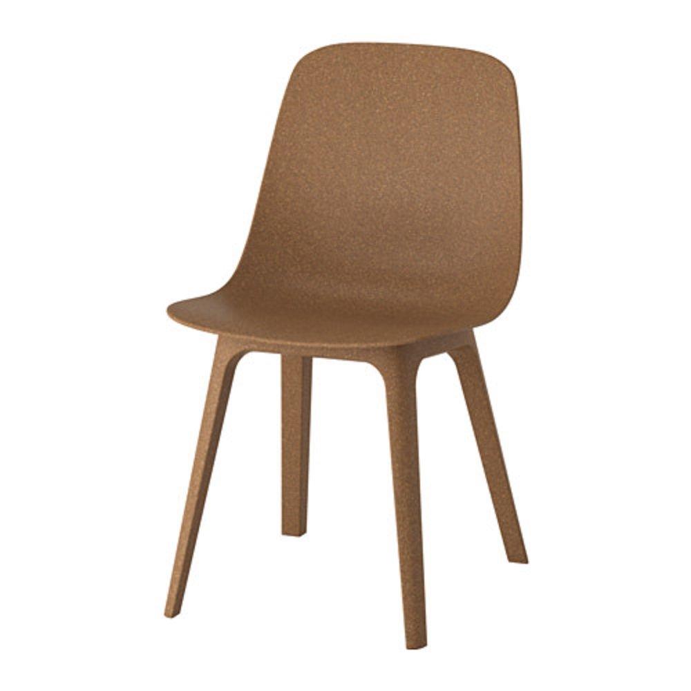 IKEA/イケア ODGER:チェア ブラウン (303.641.50) B075B646N9 Parent