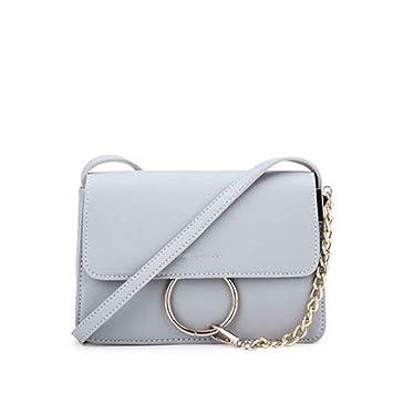 Qiusa Faltbare Nicht verformbare Umhängetasche Handtaschen