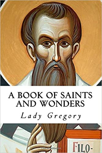 Book A Book Of Saints And Wonders