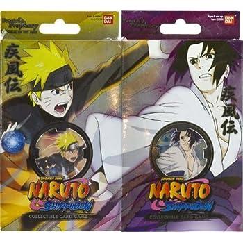 Amazon.com: Naruto Shippuden Juego de cartas CCG foretold ...