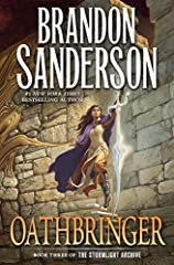 The #1 New York Times bestselling sequel to Words of Radiance, from epic fantasy author Brandon Sanderson at the top of his game.              In Oathbringer, the third volume of the New York Times bestselling Stormlight Archi...