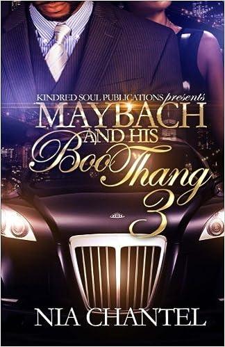 Maybach His Boo Thang 3 Amazonde Nia Chantel Fremdsprachige Bücher