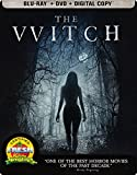 The Witch [Blu-ray + DVD + Digital HD] (Steelbook)