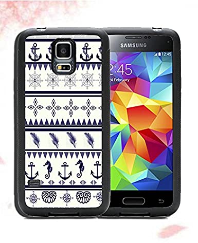Samsung Galaxy S5 Mini Hülle Etui Lifeproof Aztec Anchor Anker
