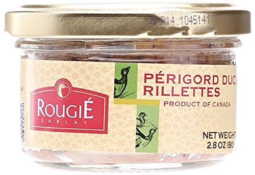 Rougie - Duck Rillettes from Perigord (Canada) 2.8oz