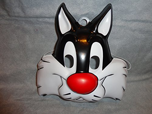 Sylvester the Cat PVC Mask Kid Size Rubies Halloween Dress Up ()