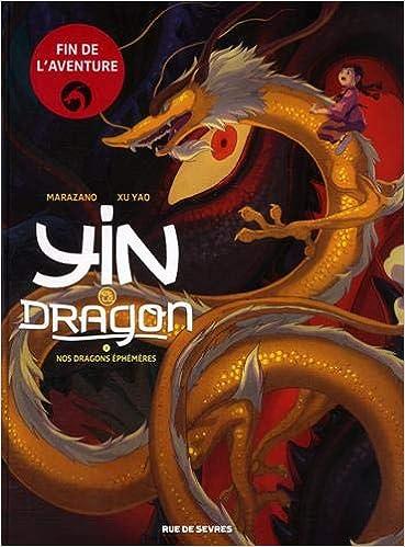 """Résultat de recherche d'images pour """"yin et le dragon tome 3"""""""