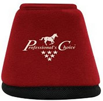 Professionals Choice Equine Quick Wrap Hoof Bell Boot Pair