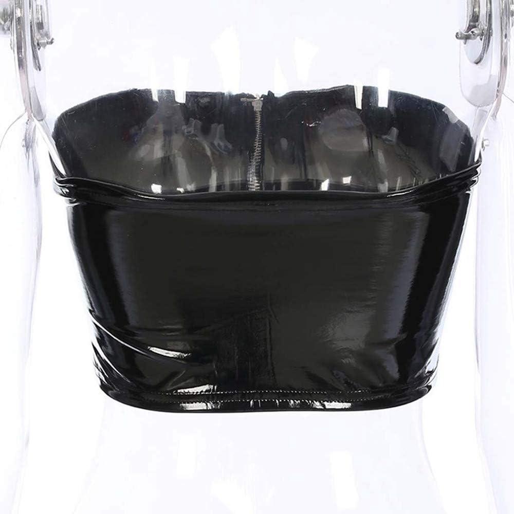 LEvifun Canotta Donna Estiva off Spalla Clubwear Magliette T-Shirts Donna Estate Camicette Vestiti Casual Eleganti Tank Crop Tops Felpa Donne Ragazze