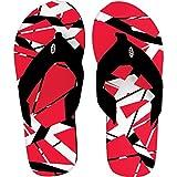 Van Halen - Mens Flip Flop Sandals