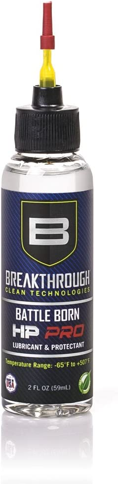 Breakthrough Clean Technologies Battle Born HP Pro Oil